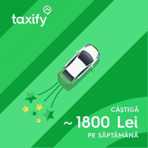 Taxify Cluj
