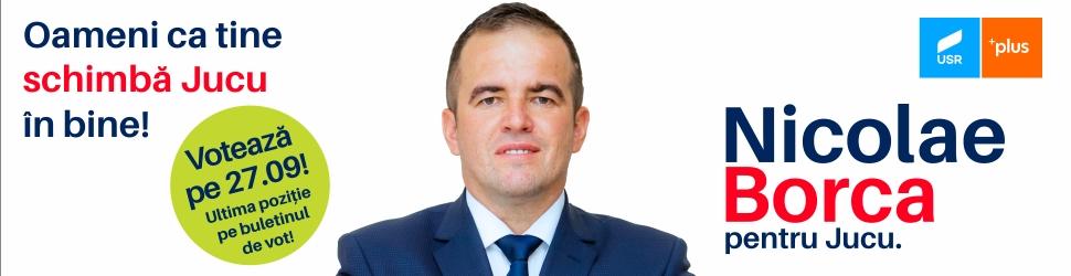 Nicolae Borca